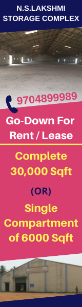 Go-Down Rent or Lease