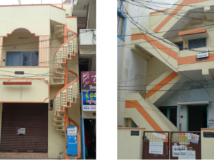 G +1 & Pent House – Building for Sale at Jawahar Street, Kakinada
