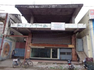 G +2 Commercial Individual Building for Rent at Mainroad, Kakinada