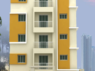 3BHK Flats for Sale at Madhavnagar, Kakinada