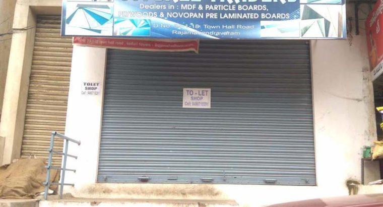 Shop For Rent at Town Hall, Rajahmundry