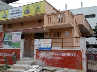 Commercial House for Rent at Ramanayyapeta, Kakinada