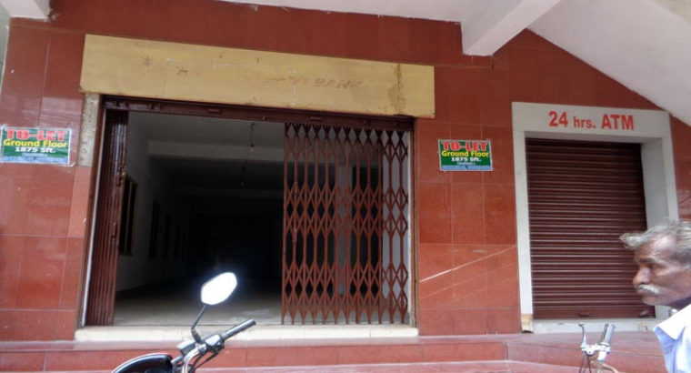 Commercial Space for Rent at Temple Street, Kakinada