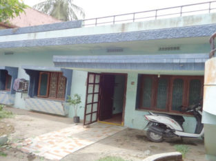267 Sq Yards Residential House for Sale at 50 Buildings Center, Kakinada