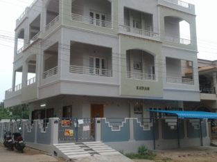 G +2 Building For Rent at Ramanayyapeta, Kakinada.