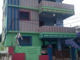 2BHK Individual House for Rent at Sastrinagar, Kakinada