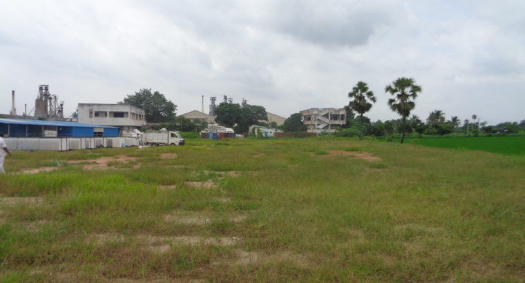 Site For Lease at Mandapeta By Pass Road.