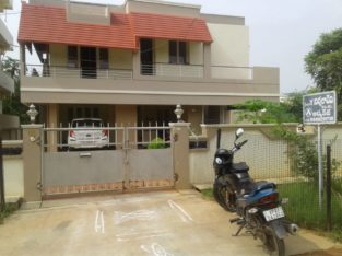 2BHK Individual House for Rent at New Ashok Nagar, Gavaravaram