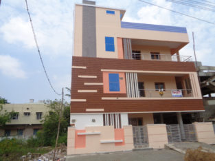 G +2 Guest House For Rent at Suresh Nagar, Kakinada.