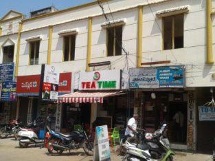 1st Floor Commercial Space for Rent at Gandhi Nagar, Kakinada