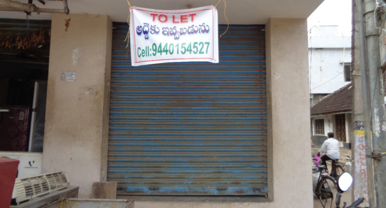 Commercial Shop For Rent at Market Road, Ravulapalem