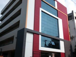 G +4 Commercial Building for Rent near Rama Mahal Centre, Eluru