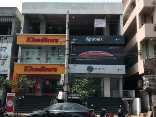 Commercial Space for Rent at Mainroad, Kakinada