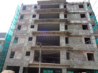 New 3BHK Flats for Sale at Jayendra Nagar, Kakinada.