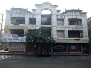Commercial Building for Rent at Ramaraopeta, Kakinada