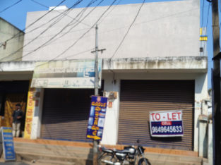 Commercial Shop for Rent at Andhra Ratna Road, Tuni