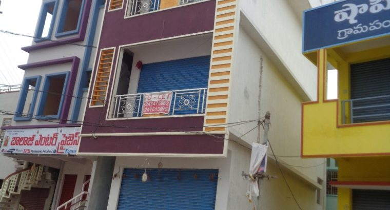 G +2 Commercial Building For Rent at Railway Station Road, Annavaram