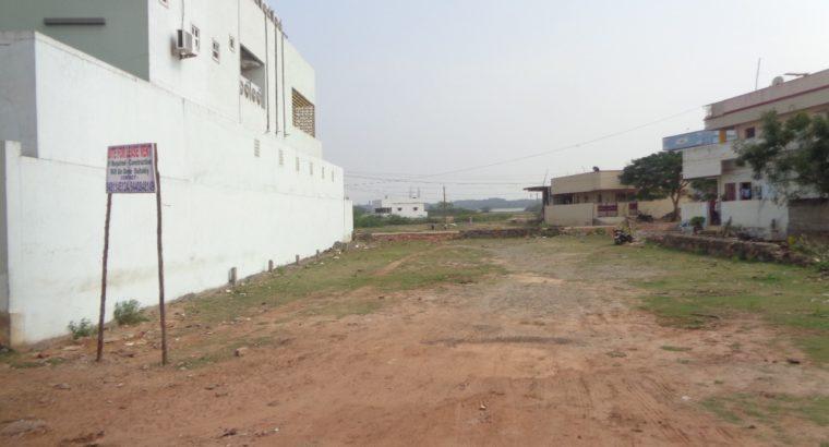 Commercial Site for Lease or Rent at Vakalapudi, Kakinada