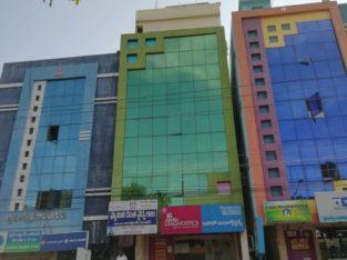 Commercial Building for Rent at Main Road, Jaya Krishna Puram, Kambhala Chervu, Rajhamundry.