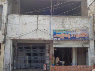 G+1 Commercial Space for Rent Tuni Market Road, East Godavari.