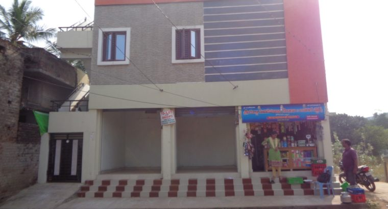 Commercial Shops For Rent at Repuru Road, Kovvada