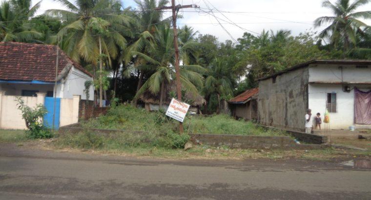 Site for Lease at Main Road Bandarulanka, Amalapuram