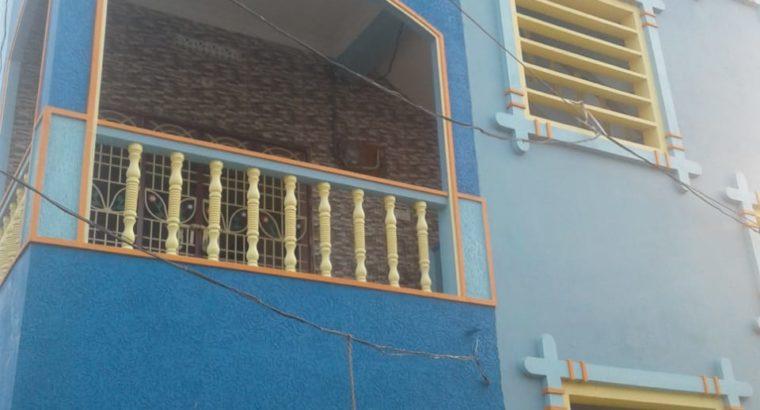Individual House For Sale at Tetali, Tanuku