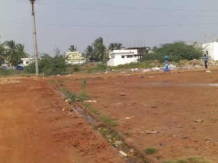 Plots for Sale at Mahalaxmi Nagar, Turangi Kakinada