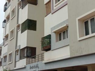 Residential Flat for Rent at V L Puram, Rajahmundry.