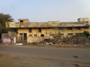 RCC Building For Lease at Auto Nagar, Vijayawada