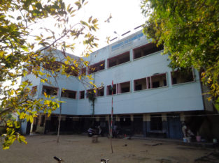 G +2 Commercial Building for Rent at Ramanayyapeta, Kakinada.