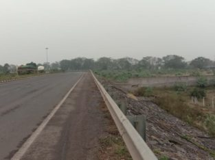 Plot for Sale Near 4th Bridge Road Diwancheruvu