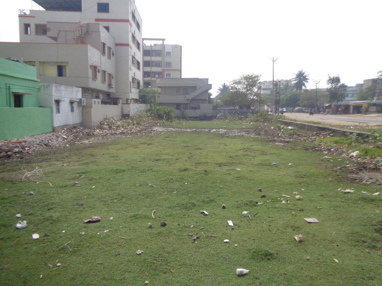 Commercial SIte for Lease at Gudarigunta, Kakinada