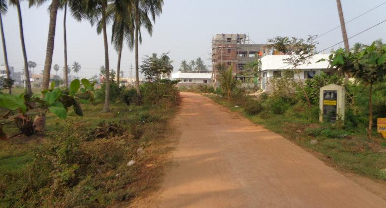 Residential Site for Sale at Nadakuduru, Near Kakinada