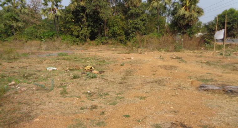 Commercial Site for Lease at NH16 Bendapudi Near Annavaram