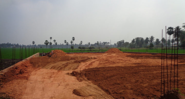 Open Land for Sale at BY Pass Road, Mandapeta