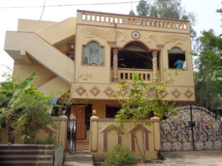 G +1 Independent House For Sale at Balajipeta, Rajahmundry