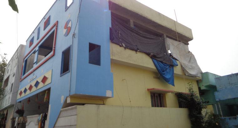 G +1 House For Sale at Subbarao Nagar, Rajahmundry