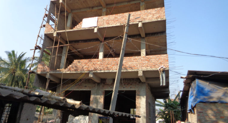 G +2 Commercial Building For Rent at Chelluru, Pasalapudi
