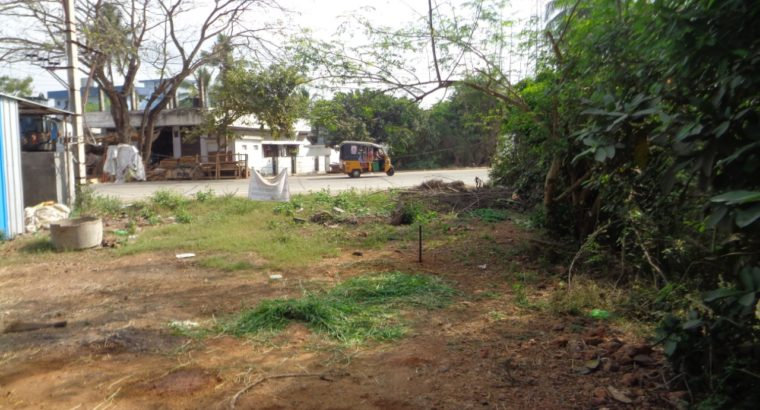 Site For Lease at Draksharamam Road, Ramachandrapuram