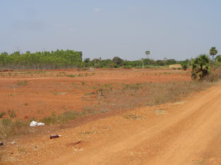 Land For Sale at P.Nayakampalli, Gandepalli Mandalam.