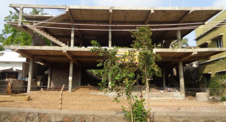 G +1 Commercial Building For Rent at Bhimeswara peta, Draksharamam