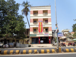 Commmercial Space For Rent at APSP Main Road, Kakinada
