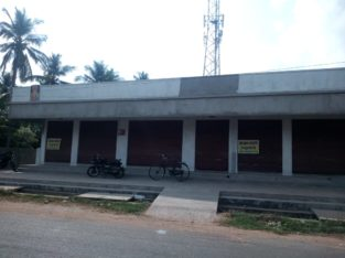 Commercial Shops for Rent at Thotapeta, Draksharamam