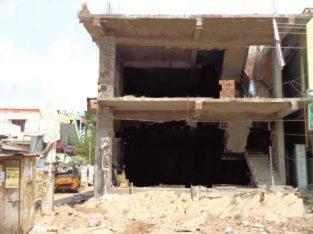 Commercial Building For Rent at Sambamurthy Nagar, Kakinada.