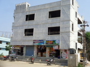 Commercial Building For Rent at Lawyers Colony, Kovvur