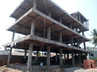 Commercial Building For Rent Beside Victory Bazar, Pithapuram.