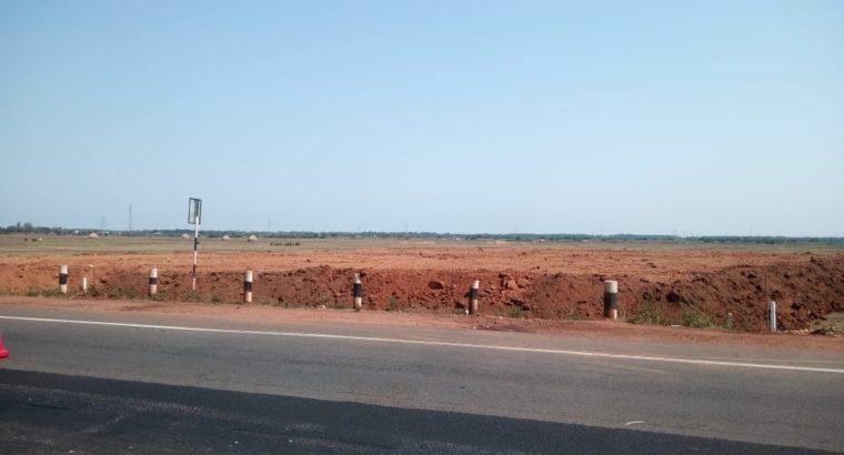 Commercial / Residential Plots for Sale at NH16 Near Annavaram Devasthanam