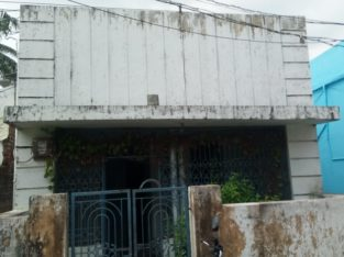 Old Independent House For Sale at Ambika Nagar, Rajahmundry