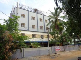 Commercial Building for Rent at Snehapuri Colony, Ramanayyapeta, Kakinada.